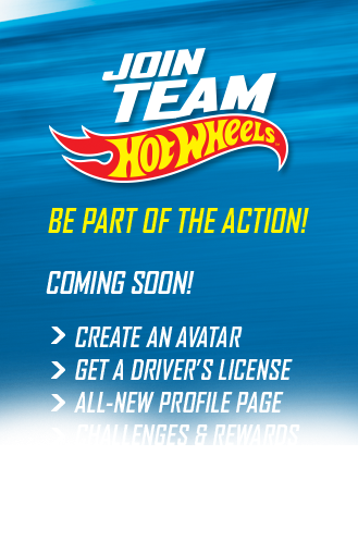 Join Team Hotwheels